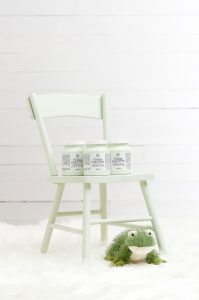 little speckled frog chair